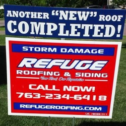 Refuger Roofing & Siding MN