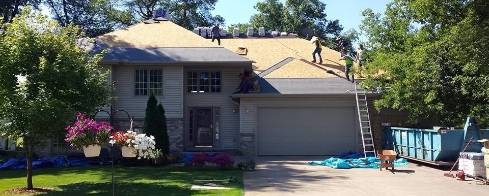 Roofing Contractor Andover Blaine Amp Anoka Mn