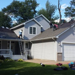 roofing/attic insulation contractor ham lake
