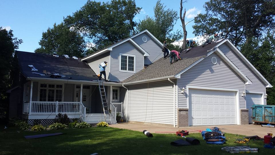 Licensed Roofing Contractor MN