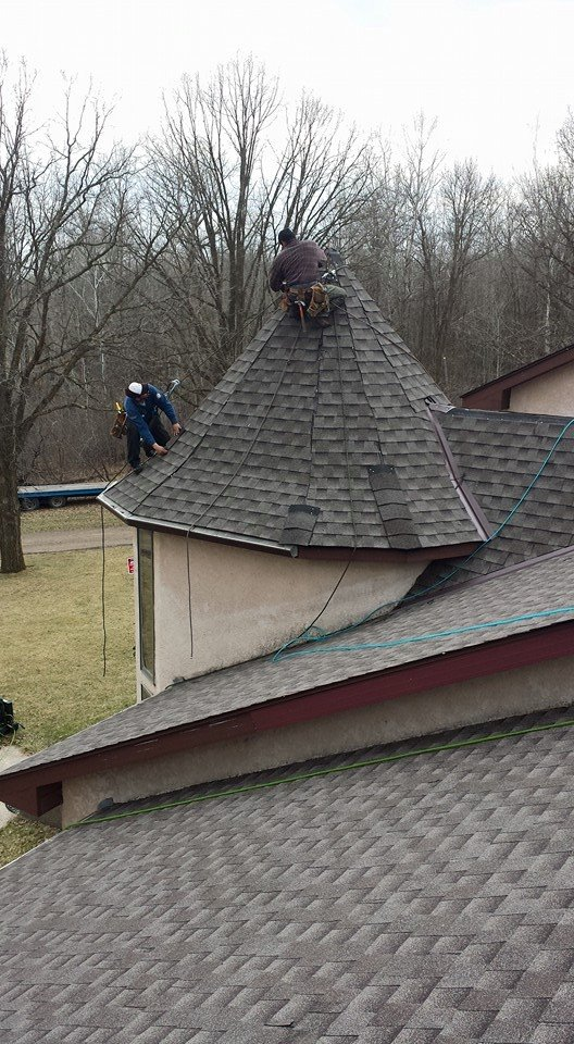 andover mn roofing contractor
