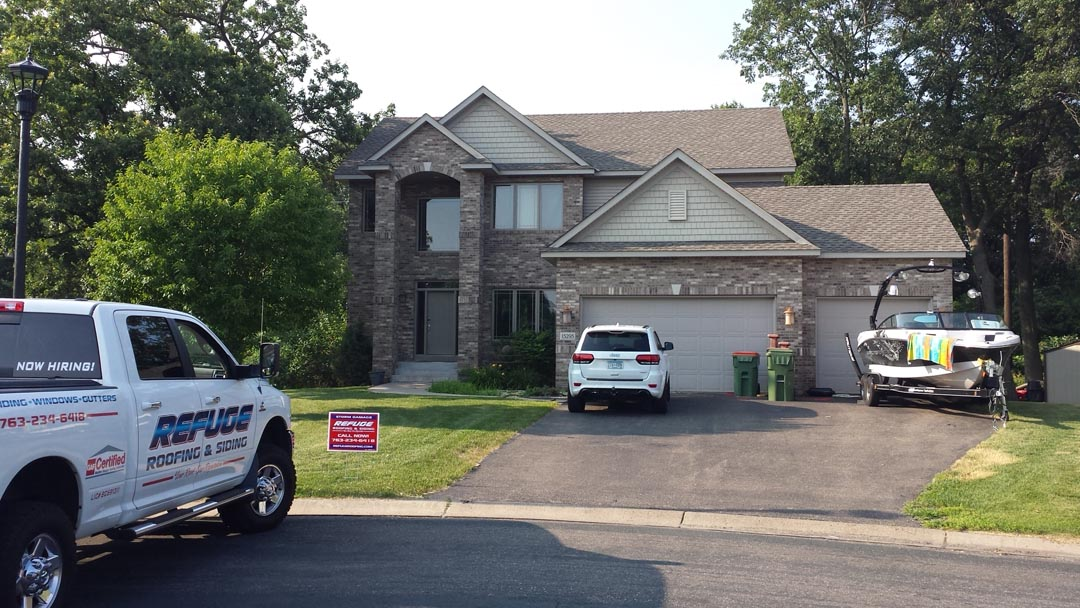 Roofing Repair Company Blaine MN