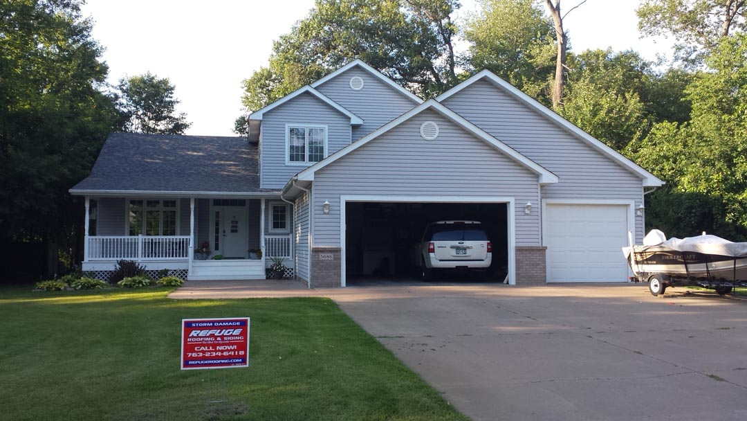 Siding and Window Contractor Andover, MN