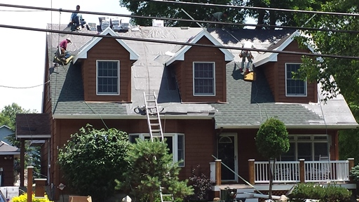 Roofing Repair and Replacement Contractor