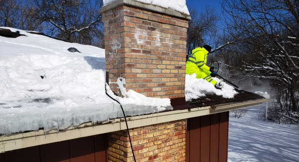 Ice Dam Prevention Once and For All