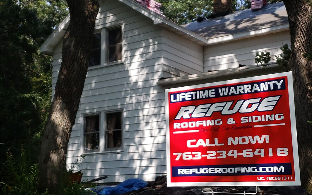 Licensed Roofing and Siding Company