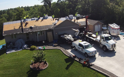 Insurance Approved Roofing Contractor