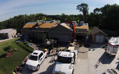 Residential & Commercial Exterior Contractor in MN