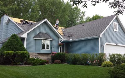 Storm Damage Repair Contractor in Lakeville MN