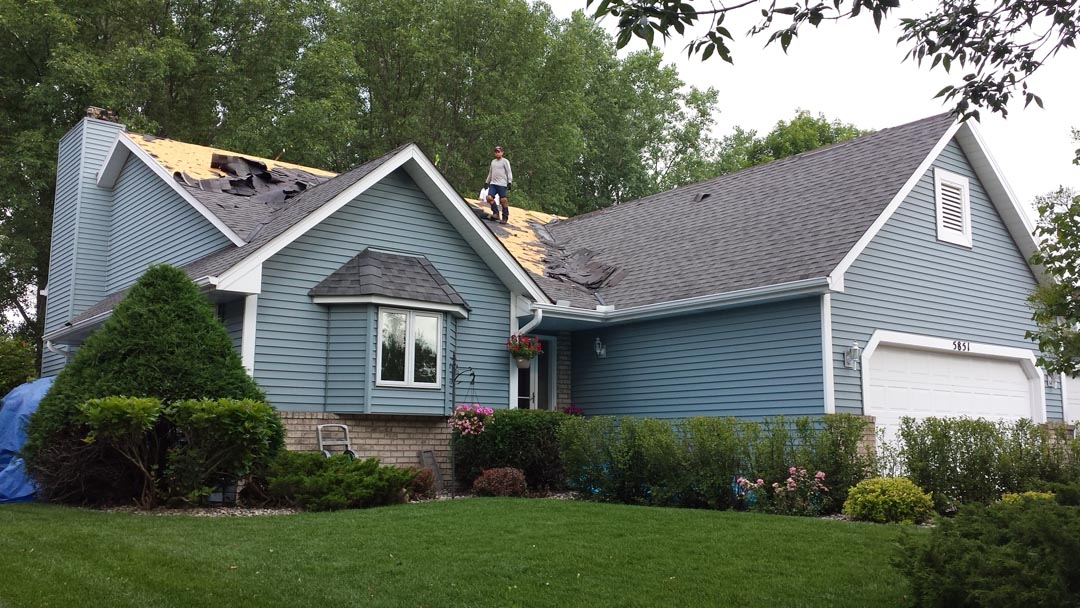 Storm Damage Repair Contractor in Lakeville MN | Roofing