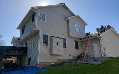Insurance Approved Residential Storm Damage Restoration in Zimmerman