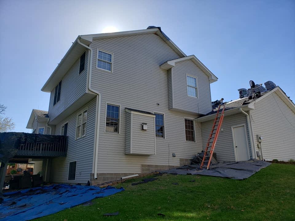 Insurance Approved Residential Storm Damage Restoration Zimmerman