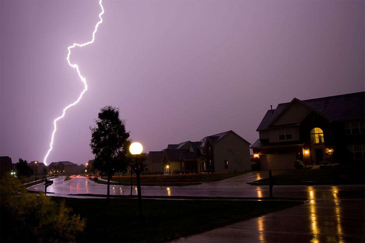 Insurance Approved Residential Storm Damage Restoration Lakeville