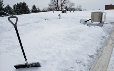 Snow Removal For Ice Dam Prevention