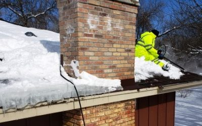 Company to Remove Ice Off My Home
