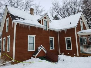 Roof Ice and Snow Removal Cambridge