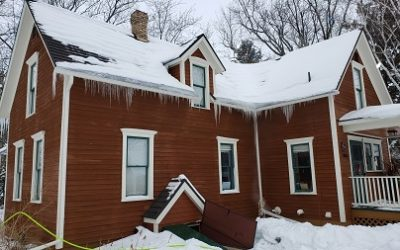Roof Ice and Snow Removal Cambridge, MN
