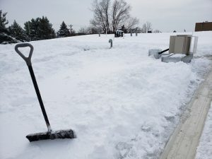 Snow Removal Company in Coon Rapids